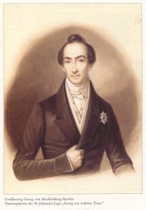 Großherzog Georg von Mecklenburg-Strelitz